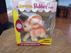TUSKY THE ELEPHANT REMPEL RUBBER TOY NEW OLD STOCK ORIG BOX AKRON OHIO USA 1949