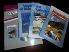 Abeka Reading 6 Student Readers and Key 6th Gr Voyage Pathways Of America II SET