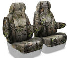 NEW Full Printed Realtree APG Camo Camouflage Seat Covers 5102035 06