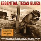Essential Texas Blues 50 ORIGINAL RECORDINGS Best Of MUSIC COLLECTION New 2 CD