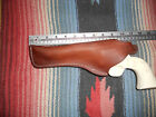 LEFT Ruger Single Six Heritage Rough Rider 65 Leather Holster Thumb Break Used