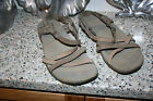 MERRELL ASTER BUNGEE BEIGE BROWN SIZE 11/42 M WOMENS SANDALS SHOES