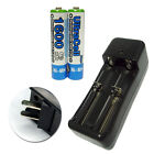 2 AAA 3A Ultracell 1600mAh NiMH 1.2V Volt Rechargeable Battery US 1206W Charger