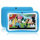 7 Android 42 Dual Core 10GHz Wifi 4GB 512MB Children Tablet Notebook PC Blue