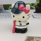 L.A. Dodgers Hello Kitty Resin Bank