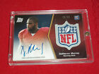 DEMARCO MURRAY 2011 TOPPS RISING NFL SHIELD AUTO AUTOGRAPH ROOKIE RC CARD #D 65