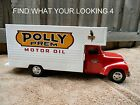 TONKA 1955 CUSTOM RESTORATION POLLY PREMIUM OIL VAN TRUCK  NICE CONDITION