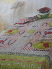shell fish table cover quilt pattern