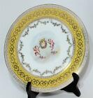CARL TIELSCH - ALTWASSER GERMANY CHERUBS PORCELAIN CABINET DISPLAY PLATE