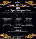 2015 Leaf Pop Century 11x14 Signed Photo Edition Box Factory Sealed
