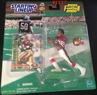 JERRY RICE 1999-2000 STARTING LINEUP FOOTBALL UNOPENED FIGURE 49ERS