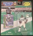 CURTIS MARTIN 1999-2000 STARTING LINEUP FOOTBALL UNOPENED FIGURE JETS