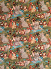 A JUNGLE BABIES ALL OVER NEW COTTON FABRIC BY THE YARD BY PATTY REED