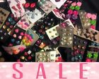Wholesale Jewelry Lot - New Stud Earrings 100 pairs FREE SHIPPING ❤️Quality❤️US