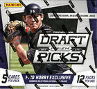 2014 PANINI PRIZM PERENNIAL DRAFT BASEBALL HOBBY BOX FACTORY SEALED NEW
