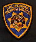 California Highway Patrol Police Shoulder Patch (invp3327)