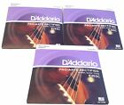 DAddario Ukulele Strings 3 Pack EJ53C Uke Pro Arte Rectified
