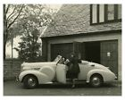 1937 Oldsmobile Coupe Automobile Factory Photo ch7841
