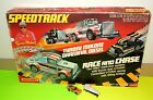 1980 MATCHBOX Race and Chase TYRONE MALONE DAREDEVIL DIESEL Track in Box HO