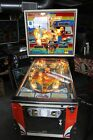 BALLY NIGHT RIDER SS  PINBALL MACHINE  PLAYS FINE