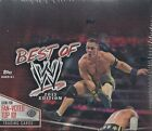 2013 Topps Best of WWE Hobby Wrestling Box