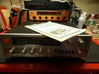 Vintage Pioneer SX-1000TD Stereo Receiver with Manual