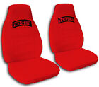 1998-2003 60-40 Ford Ranger Seat Covers 9 Color Options Armrest With Cup Holder