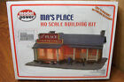 MODEL POWER HO SCALE BUILDING KIT MA'S PLACE