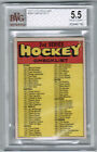 1971 72 OPC O-PEE-CHEE #264 CHECKLIST BVG 5.5 UNMARKED EXCELLENT + RARE