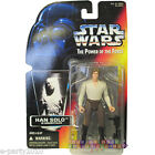 STAR WARS Power of the Force HAN SOLO in CARBONITE FIGURE Collectible Toy Red