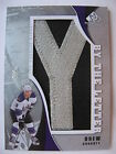 2010-11 SP Game Used BL-DD Doughty Drew 7 7 by the letter 1 1 nameplate 1 of 1