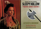 Sleepy Hollow Season 1 Wardrobe Card M03 Katia Winter as Katrina Crane