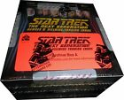 Star Trek TNG Heroes & Villains Factory Sealed Archive Box with All Autographs