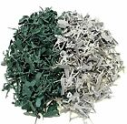 1000 Army Military Soldiers Army Men 2 Colors New