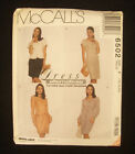 1993 McCall's Pattern 6502 Classic Fitted Princess Misses' Dress Skirt Jacket TG