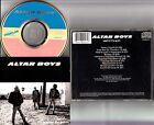 The Altar Boys Against The Grain CD (1987 Rare NM Disc) Hard Rock 80s Mike Stand