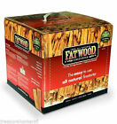 Wood Products Fatwood Box 10 Pounds Fire Starter Wood Stove Campfire Camp Pellet