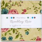 RAMBLING ROSE Charm Pack by Sandy Gervais for Moda Fabrics
