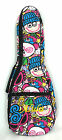 Colorful Cartoon Ukulele Soft Bagsuitable for sopranoconcertbaritone 21 30
