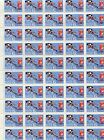 Russia, USSR, Russian stamp Full sheet Sc2923 Olympics Tokyo  50 stamp MNH