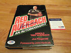 RED AUERBACH signed AN AUTOBIOGRAPHY 1st Edition 1977 Book PSA BOSTON CELTICS