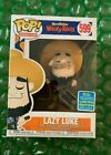 SDCC 2019 FUNKO POP EXCLUSIVE WITH SHARED STICKER LAZY LUKE WACKY RACES LIMITED
