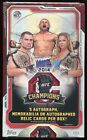 2014 TOPPS UFC CHAMPIONS SEALED HOBBY BOX auto ronda rousey st. pierre silva