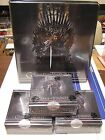 3 GAME OF THRONES SEASON 1 ONE SEALED BOX LOT & RARE LIMITED BINDER RITTENHOUSE