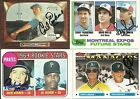 1982 Topps - BRYN SMITH - Hand Signed Autograph Rookie Card - EXPOS