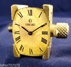WORKING-KEEPS TIME! CONCORD CALIBER 316  MOVEMENT WITH STEM~CROWN~DIAL~2 HANDS