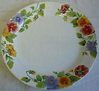 Corelle by Corning SUMMER BLUSH PANSY Dinner Plate