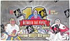 2011 12 In The Game Between the Pipes Hockey Hobby Box