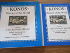 KONOS History of the World Year One The Ancient World set