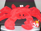 Ty Beanie Baby ~ DIGGER the Red Crab ~ MINT with MINT TAGS ~ RETIRED